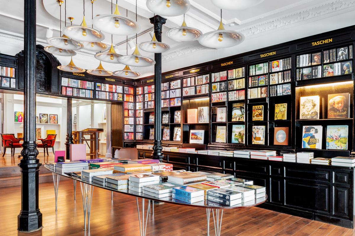Taschen elige Madrid para abrir su tienda 13 en el mundo