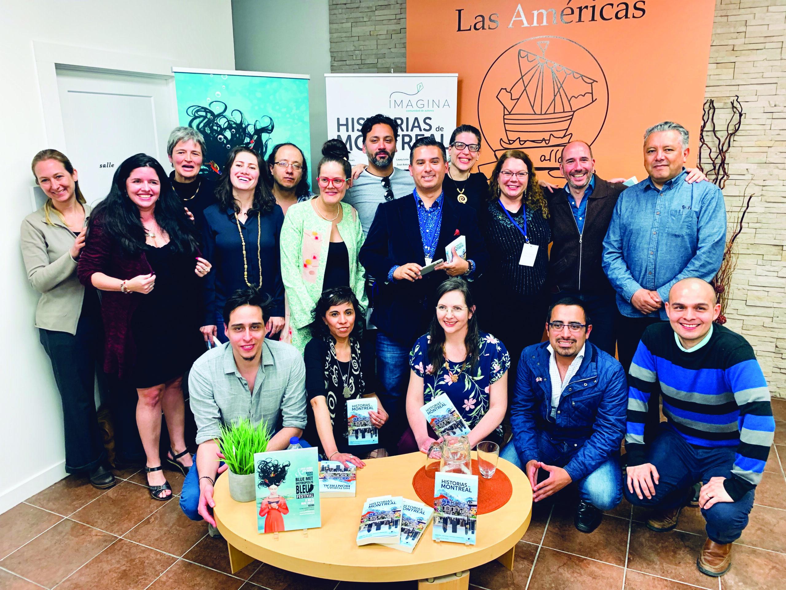 Canadá busca nuevas narrativas en los libros en español