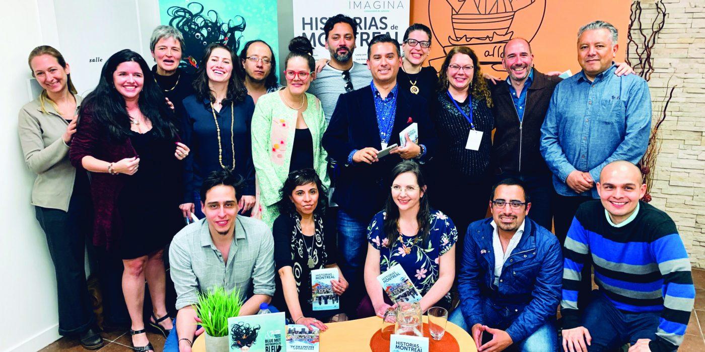 Autores Historias de Montreal